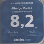 Booking certificato